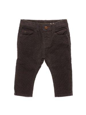 Штани темно-коричневі | 3269630
