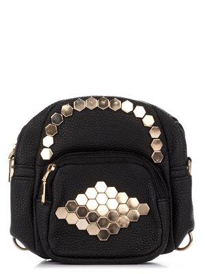 Сумка-рюкзак черная | 3306782