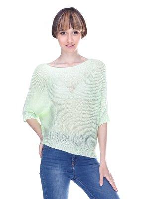 Джемпер светло-зеленый | 3019418