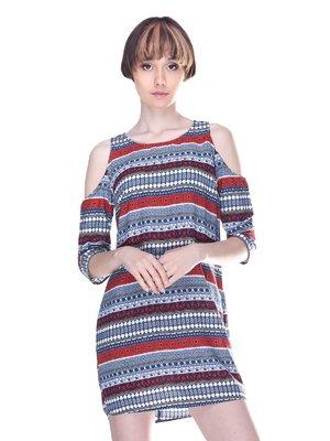Сукня в принт | 3019414