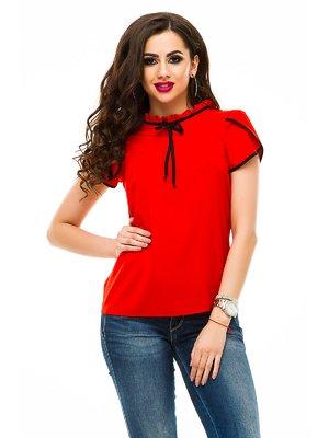 Блуза червона | 3323627