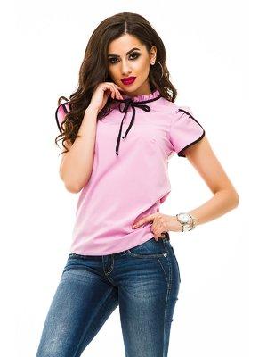 Блуза цвета фуксии | 3323632
