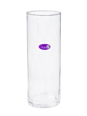 Ваза скляна настільна (9x25 см) | 3324022