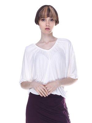Блуза цвета экрю | 3049132