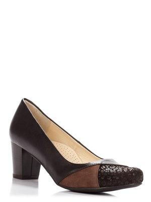 Туфли коричневые | 3116337