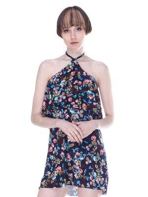 Сукня з квітковим принтом | 3207571