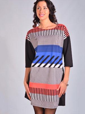 Платье в принт | 3324214