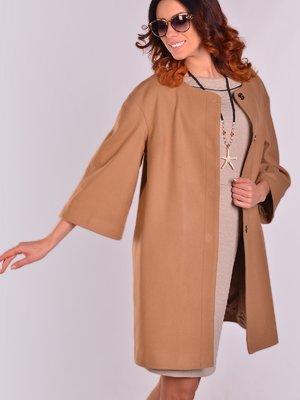 Пальто бежевое | 3324218