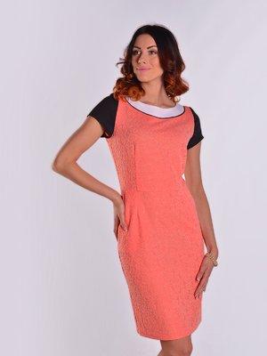 Платье двухцветное | 3324219