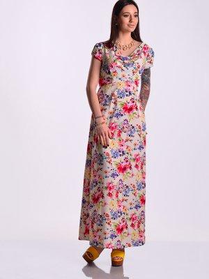 Сукня в квітковий принт | 3324224