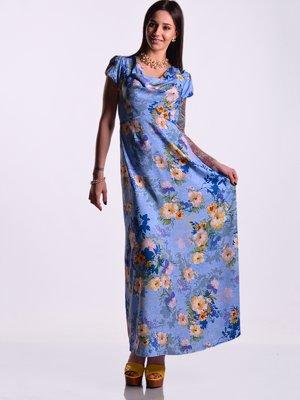 Платье в цветочный принт | 3324225