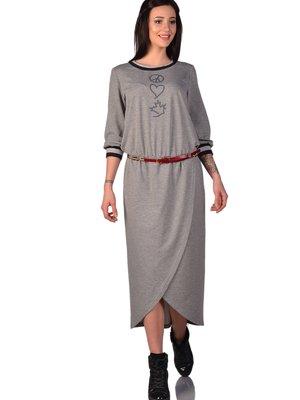 Сукня сіра | 3324255