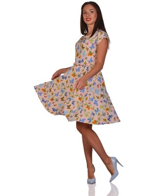 Сукня в принт | 3324283