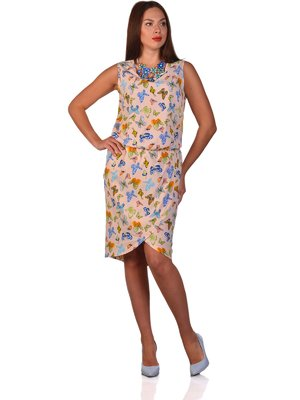 Сукня в принт | 3324284