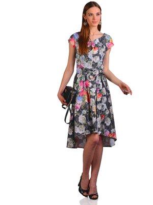 Сукня в квітковий принт | 3324289