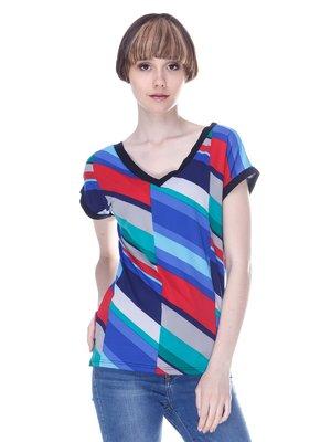Блуза в полоску | 3207564