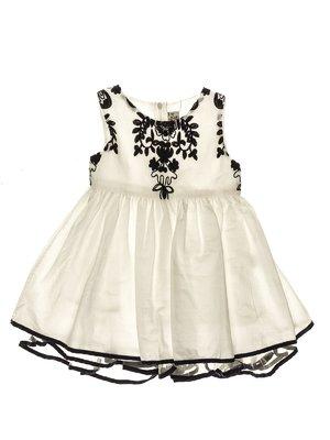 Сукня біло-синя | 3314925
