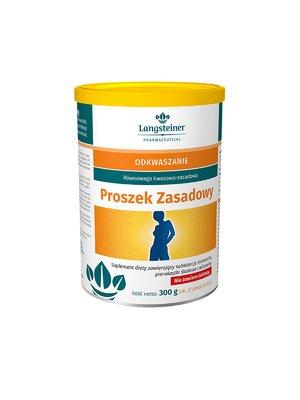 Дієтична добавка Proszek Zasadowy (300 мг) | 3327741