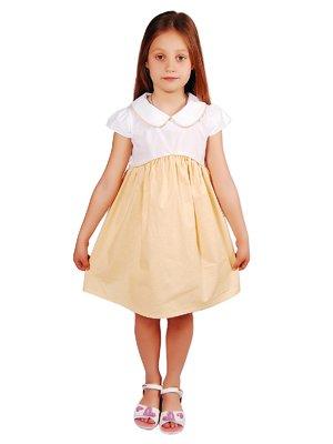 Платье желтое | 3244811