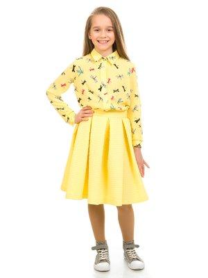 Блуза желтая   3244861