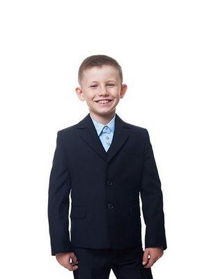 Піджак темно-синій | 3244874