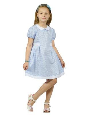 Платье голубое | 3244899