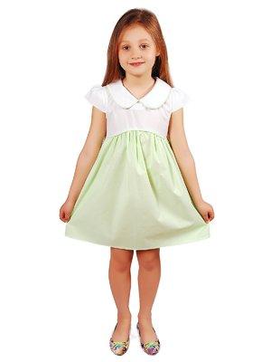 Платье салатовое | 3244940
