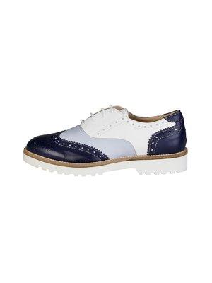 Туфлі синьо-білі | 3334205