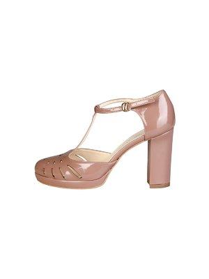 Туфлі рожево-бежеві | 3334288