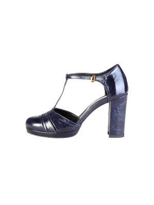 Туфлі темно-сині | 3334448