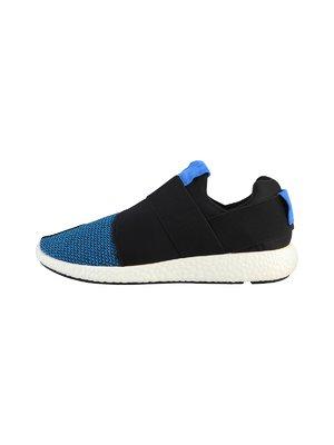 Кроссовки черно-синие | 3334618