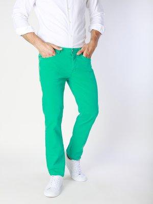 Джинси зелені   3339224