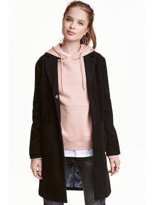 Пальто черное | 3312531