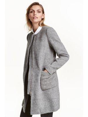 Пальто серое | 3312559
