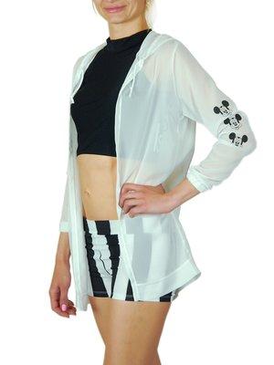Комплект для фитнеса: топ, шорты и куртка | 3341265