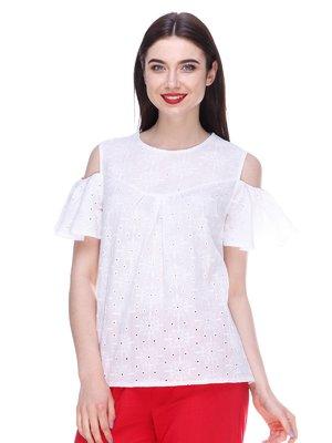 Блуза біла | 3328776