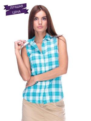 Блуза клетчатая | 1899227