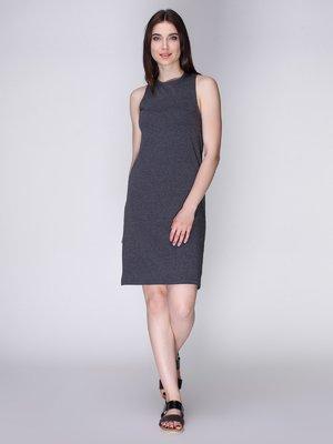Сукня темно-сіра | 3346982
