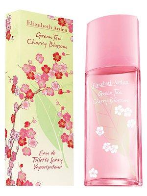 Туалетна вода Green Tea Cherry Blossom Edt - спрей (100 мл) - ELIZABETH ARDEN - 3354665