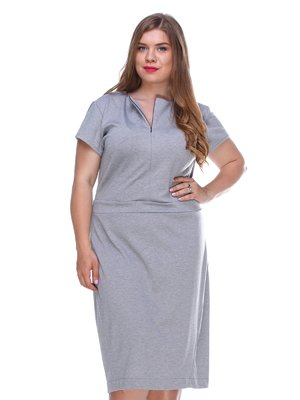 Платье серое | 3352797