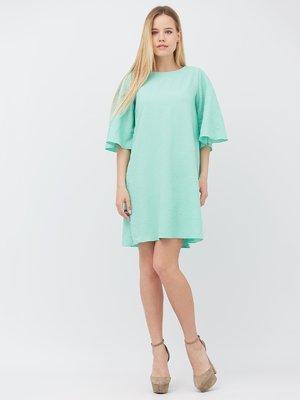Платье мятного цвета | 3365557