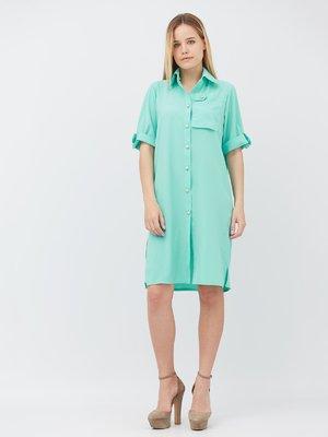 Платье мятного цвета | 3365563