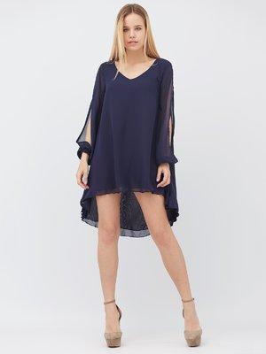 Платье синее | 3365567