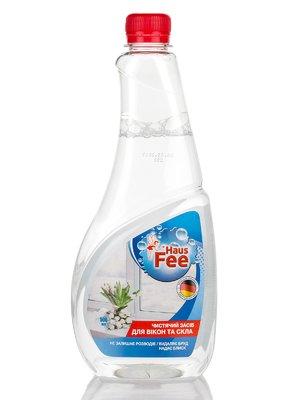 Средство чистящее для стекла универсальное с нашатырным спиртом — запаска (500 мл) | 3362074
