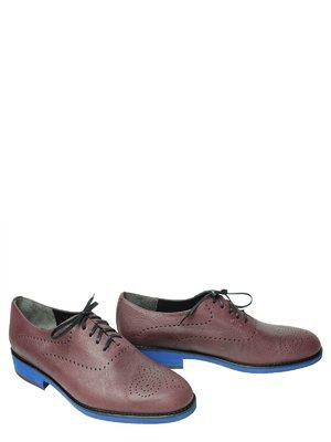 Туфли бордовые | 2684931