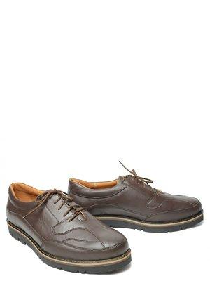 Туфли коричневые   2813733