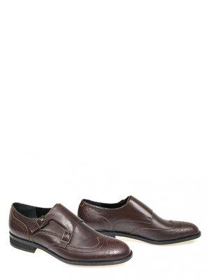 Туфли коричневые   2813739