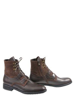 Ботинки коричневые | 2861946