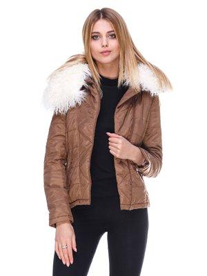 Куртка коричнева   3095878