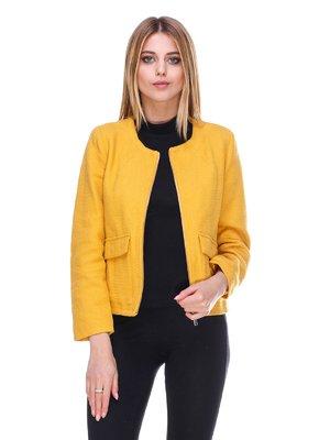 Жакет жовтий   3095992